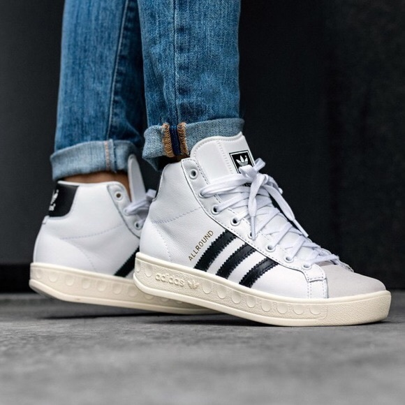 pretty cheap first look best selling NWT Adidas ALLROUND OG Sneakers NWT